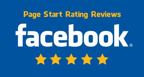 Facebook 5 rating stars