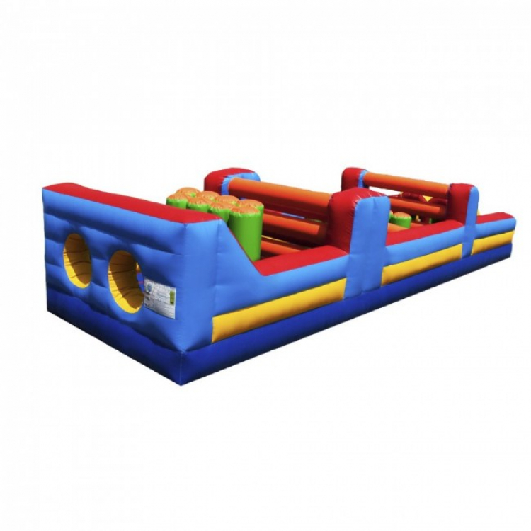 35' OBSTACLE COURSE -  CALL ABOUT MIDWEEK SPECIALS!
