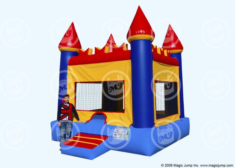 13'x13' Castle Jumper