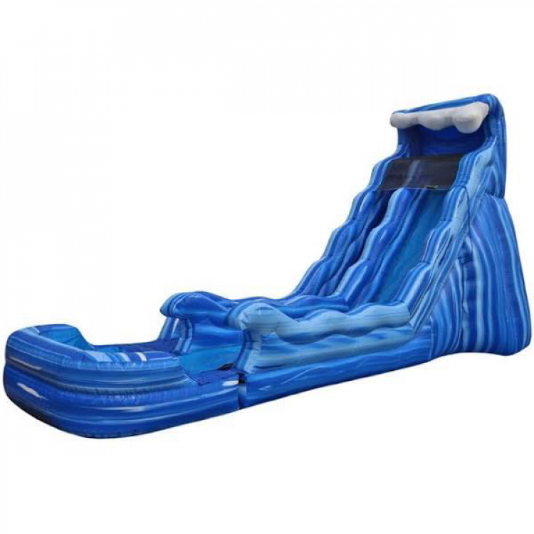 17 FOOT WAVE SLIDE - WET - CALL ABOUT MIDWEEK SPECIALS!
